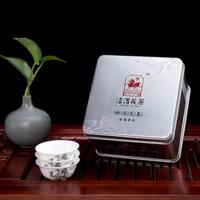2019年泾渭茯茶 贡福雅品 黑茶 280克