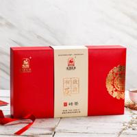 2019年泾渭茯茶 岁岁有茯礼盒 黑茶 700克