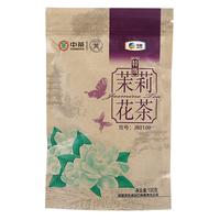 2021年中茶蝴蝶牌 特级茉莉花茶 花茶 100克