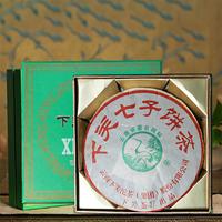 2007年下关沱茶 下关七子饼 生茶 357克