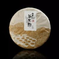 2018年雨林古茶 雨林122·茶王树 生茶 357克