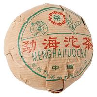 2002年大益 中茶勐海青沱 生茶 100克