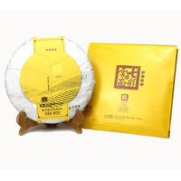 2012年七彩云南 名门普洱(藏) 熟茶 357克