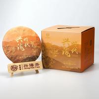 2021年兴海茶业 兴海时代 熟茶 357克