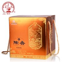 2019年三鹤 陈香95036六堡茶 黑茶 1900克
