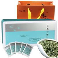 2021年味独珍 早春甘露铁盒 绿茶 120克