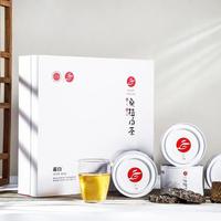 2021年湘丰茶业 风花雪月 超白 白茶 350克