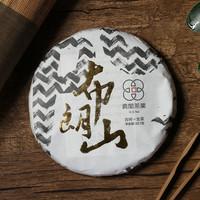 2018年贵阁茶业 布朗山 生茶 357克