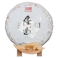 2021年云堂 云山系列懂过 生茶 357克