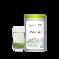 2021年萧氏茶业 宜昌毛尖罐装 绿茶 100克